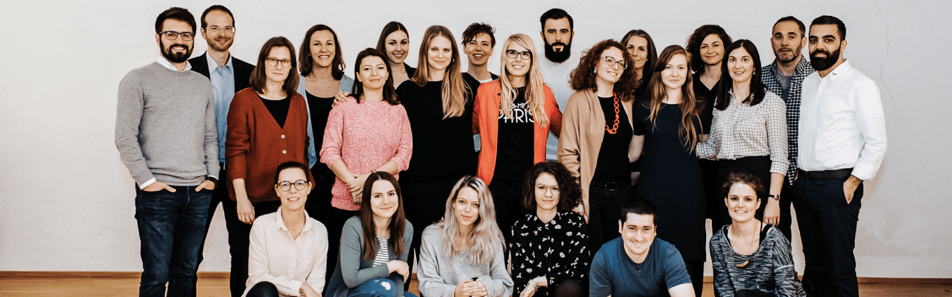 Impact Hub Vienna Team