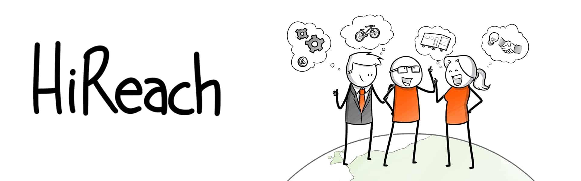 HiReach startup accelerator